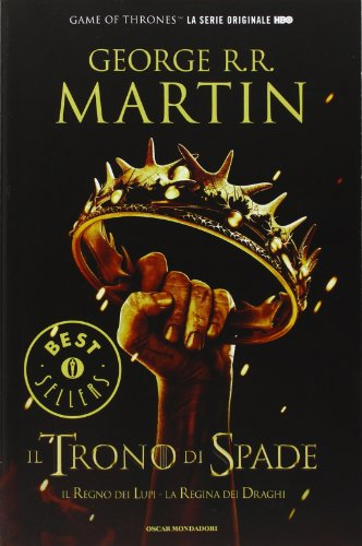 9788804620907: Il trono di spade. Libro secondo delle Cronache del ghiaccio e del fuoco: 2 (Oscar grandi bestsellers)