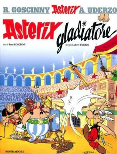 9788804621461: Asterix gladiatore