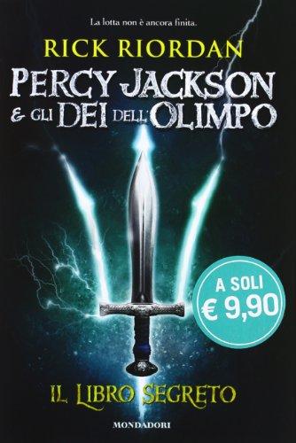 9788804623830: Il libro segreto. Percy Jackson e gli dei dell'Olimpo