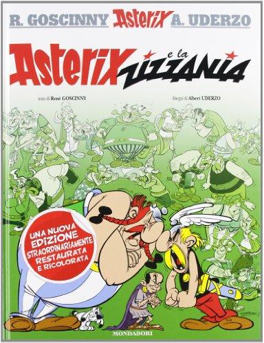 9788804625445: Asterix e la zizzania