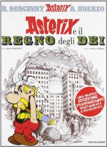 9788804625469: Asterix e il regno degli dei