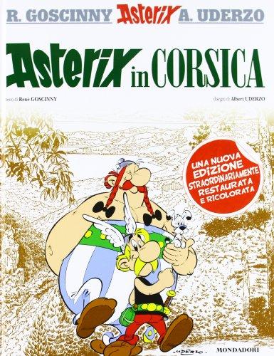 9788804625490: Asterix in Corsica