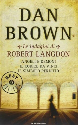 9788804627937: Le indagini di Robert Langdon: Angeli e demoni-Il Codice da Vinci-Il simbolo perduto