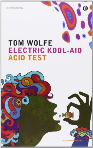 9788804628149: Electric kool-aid acid test