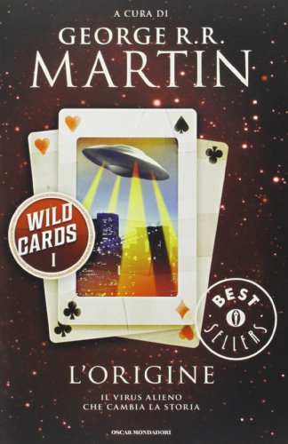 9788804630821: L'origine. Wild Cards vol. 1