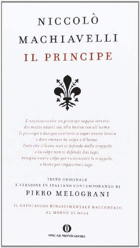 9788804631170: Il principe
