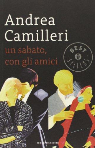 9788804631866: ANDREA CAMILLERI - UN SABATO,