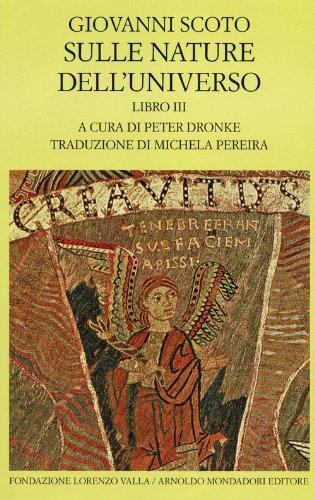 9788804634959: Sulle nature dell'universo. Testo latino a fronte (Vol. 3)