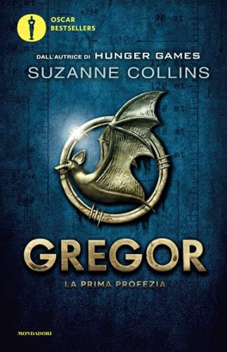 9788804635420: La prima profezia. Gregor (Vol. 1)