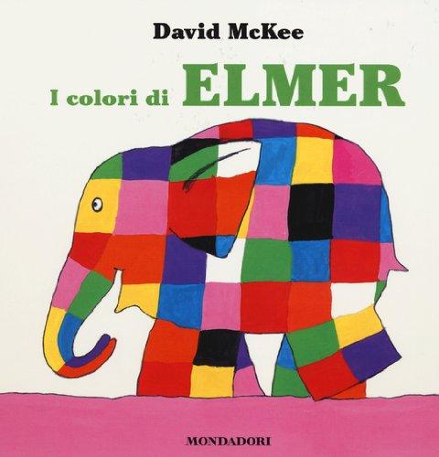 9788804636854: I colori di Elmer
