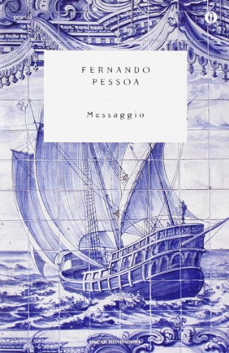 9788804639947: Messaggio. Testo portoghese a fronte