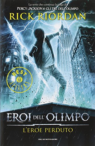 9788804640820: L'eroe perduto. Eroi dell'Olimpo: 1 (Oscar grandi bestsellers)