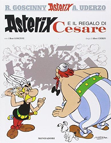 9788804641308: Asterix e il regalo di Cesare