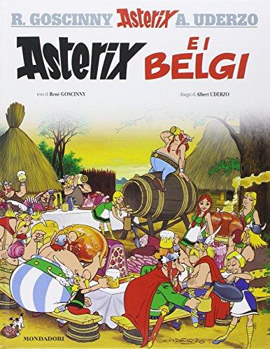 9788804641339: Asterix e i Belgi