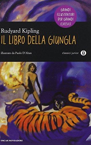 9788804642695: Il libro della giungla. Oscar junior classici