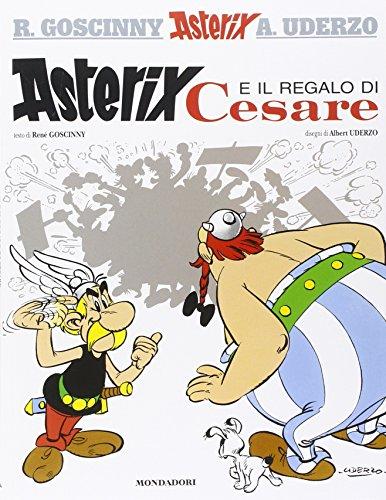 9788804642961: Asterix e il regalo di Cesare