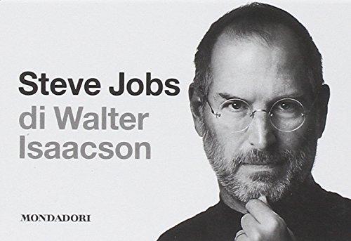 9788804643265: Steve Jobs