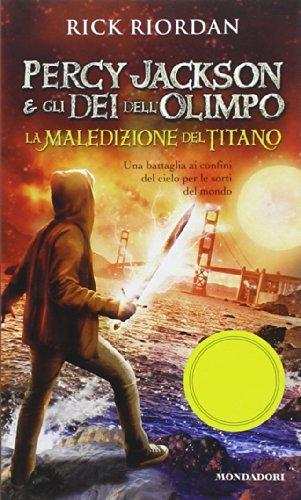 9788804644651: La maledizione del titano. Percy Jackson e gli dei dell'Olimpo