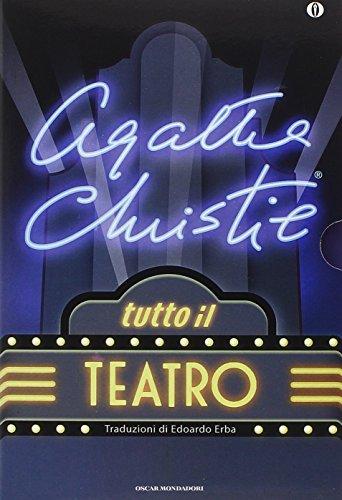 Tutto il teatro:Caffè nero-Dieci piccoli indiani-Appuntamento con: Agatha Christie