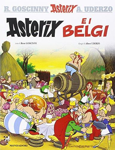 9788804646389: Asterix e i Belgi