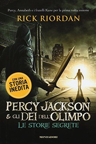 9788804652540: Percy Jackson e gli dei dell'Olimpo. Le storie segrete: Il figlio di Sobek-Lo scettro di Serapide-La corona di Tolomeo