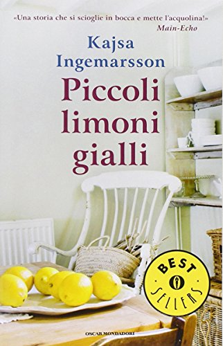 9788804654919: Piccoli limoni gialli