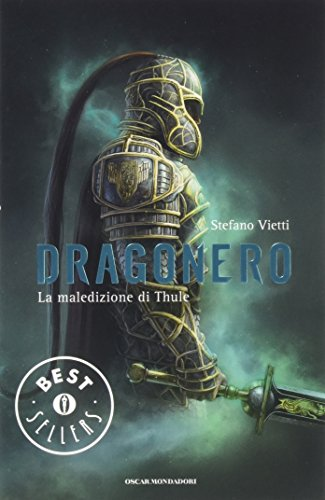 9788804657095: La maledizione di Thule. Dragonero (Oscar bestsellers)