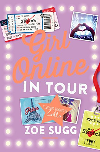 9788804659020: Girl online in tour