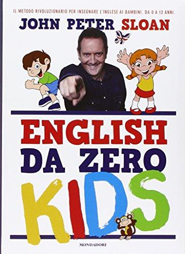 9788804659549: English da zero kids