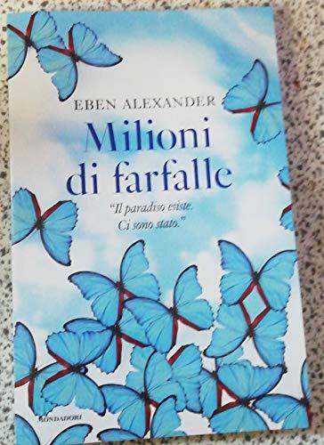 9788804663416: milioni di farfalle