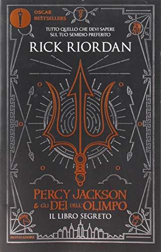 9788804664093: Il libro segreto. Percy Jackson e gli dei dell'Olimpo