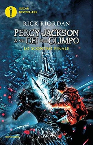9788804664604: Lo scontro finale. Percy Jackson e gli dei dell'Olimpo
