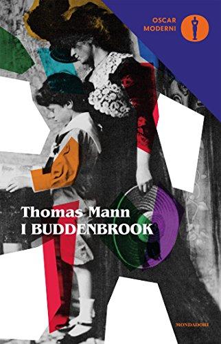 9788804668350: I Buddenbrook (Oscar moderni)