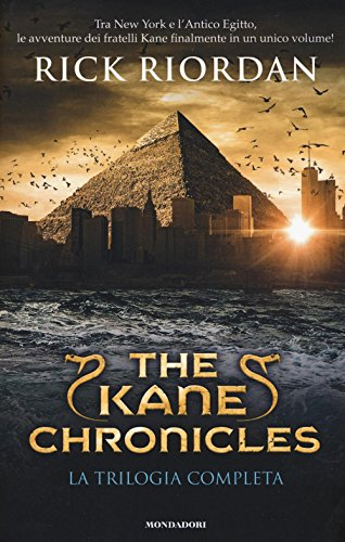 9788804669142: The Kane Chronicles. La trilogia completa