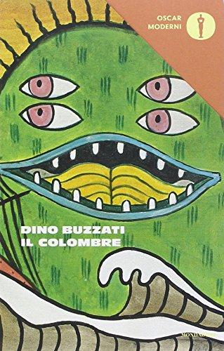 Il colombre: Dino Buzzati