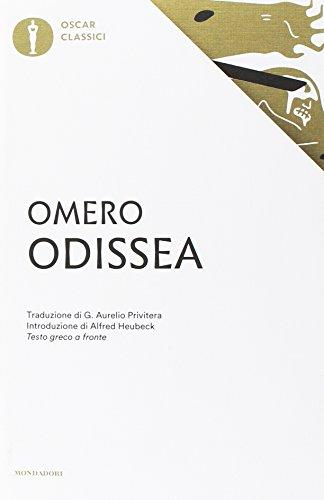 9788804671138: Odissea (Nuovi oscar classici)