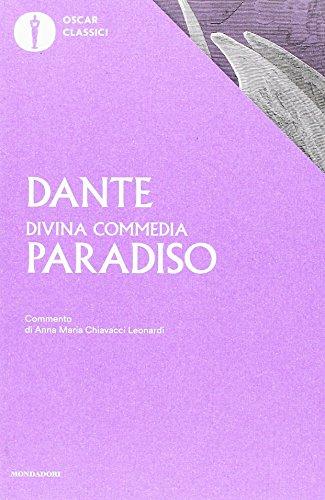 9788804671633: La Divina Commedia. Paradiso