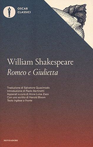 9788804672326: Romeo e Giulietta. Testo inglese a fronte