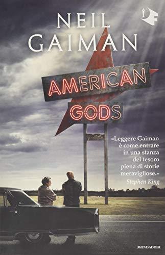 9788804672371: American Gods