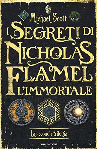 9788804673439: I segreti di Nicholas Flamel, l'immortale. La seconda trilogia (I Grandi)