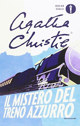 9788804683254: Il mistero del Treno Azzurro