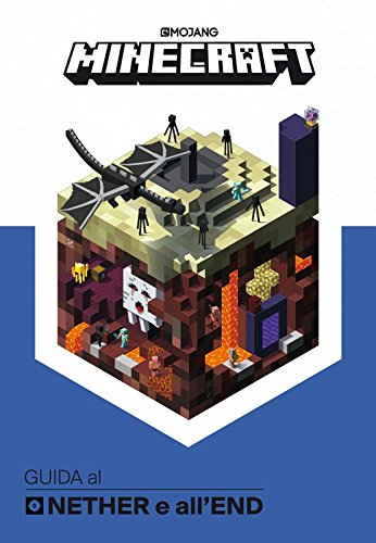 9788804683520: Minecraft. Guida al Nether e all'End