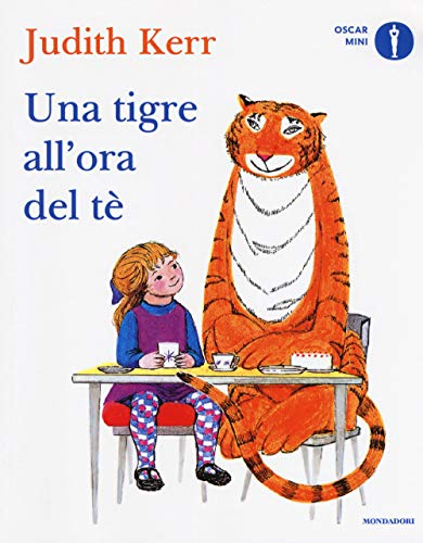 9788804702481: Una tigre all'ora del tè. Ediz. a colori