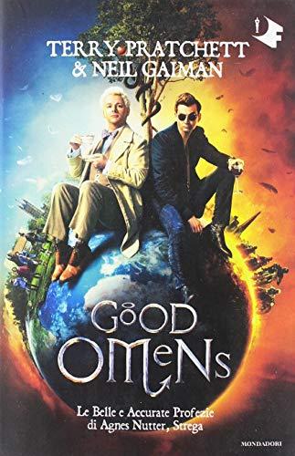 9788804712022: Good omens. Le belle e accurate profezie di Agnes Nutter, strega