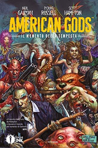 9788804713487: American Gods. Il momento della tempesta (Vol. 3)