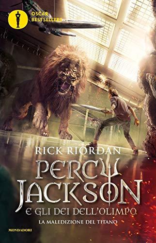 9788804717461: La maledizione del titano. Percy Jackson e gli dei dell'Olimpo. Nuova ediz.: 3