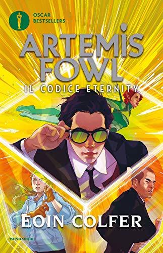 9788804717751: Il codice eternity. Artemis Fowl