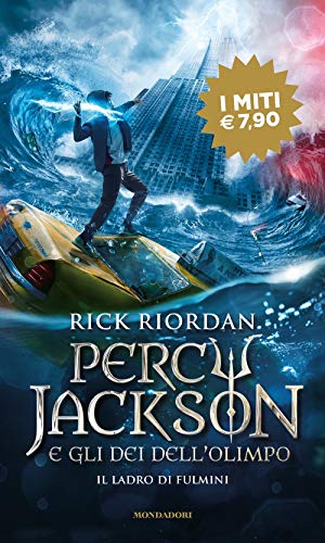 9788804727460: Il ladro di fulmini. Percy Jackson e gli dei dell'Olimpo (Vol. 1)