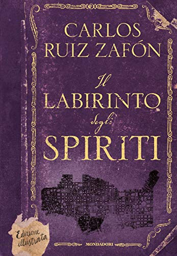 9788804735366: Il labirinto degli spiriti. Ediz. illustrata