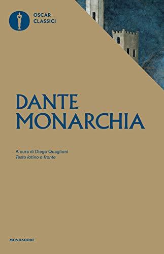 9788804735700: Monarchia. Testo latino a fronte